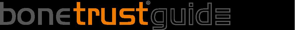 BoneTrust® guide Logo