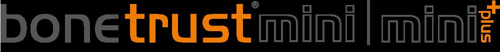 BoneTrust® mini plus Logo