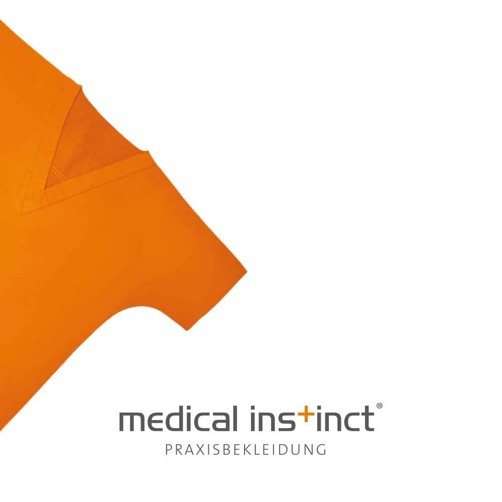 Medical Instinct® Praxisbekleidung Katalog Titelbild