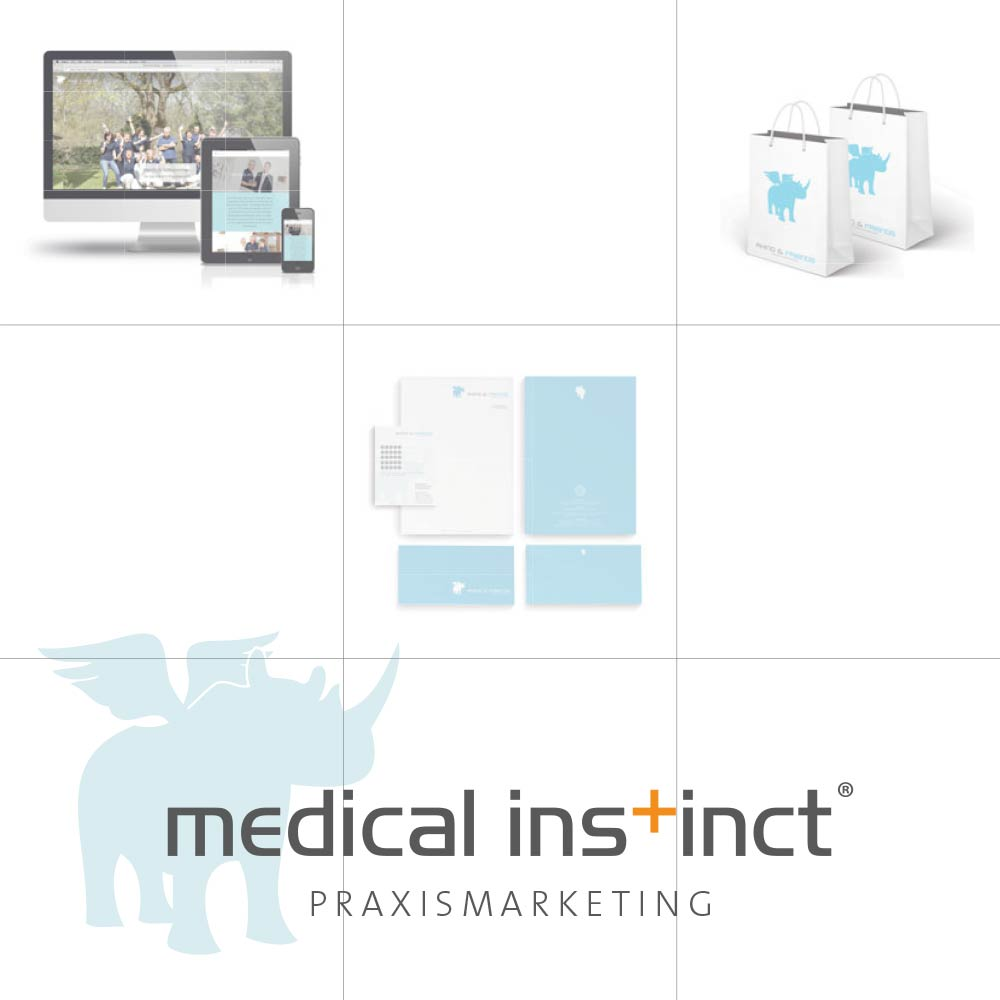 Medical Instinct® Praxismarketing-Katalog Titelbild