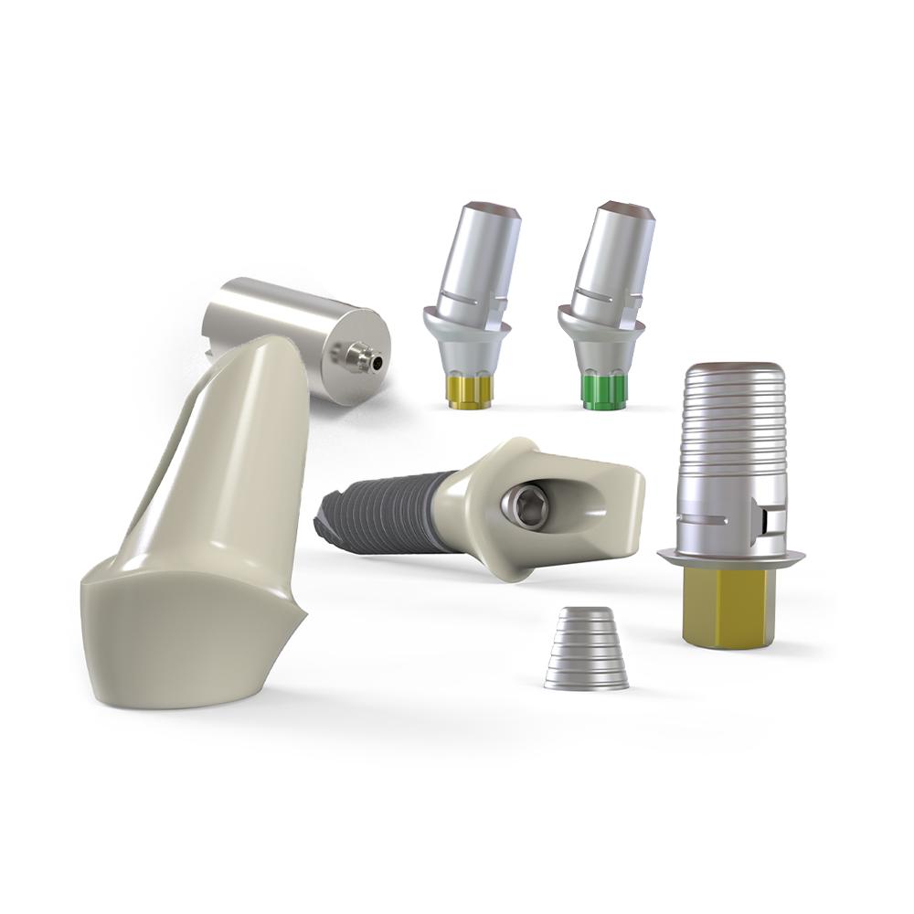 Aufbauten für Medical Instinct® CAD/CAM