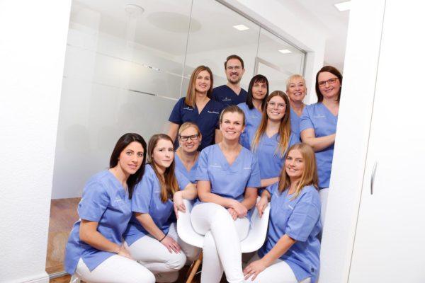 Medical Instinct® Praxisfotografie Zahnarztpraxis Praxisteam