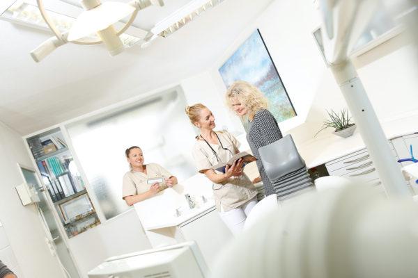 Medical Instinct® Praxisfotografie Zahnarztpraxis Behandlungszimmer