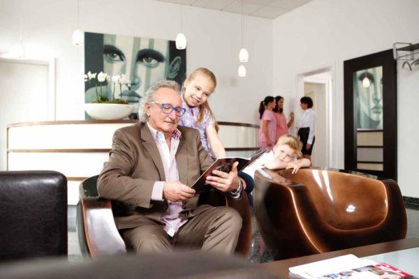 Medical Instinct® Praxisfotografie - Wartezimmer Zahnarztpraxis