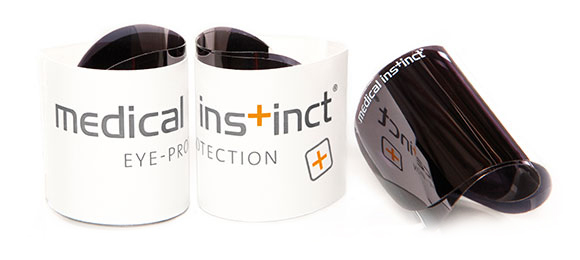 Medical Instinct® Eye Protection