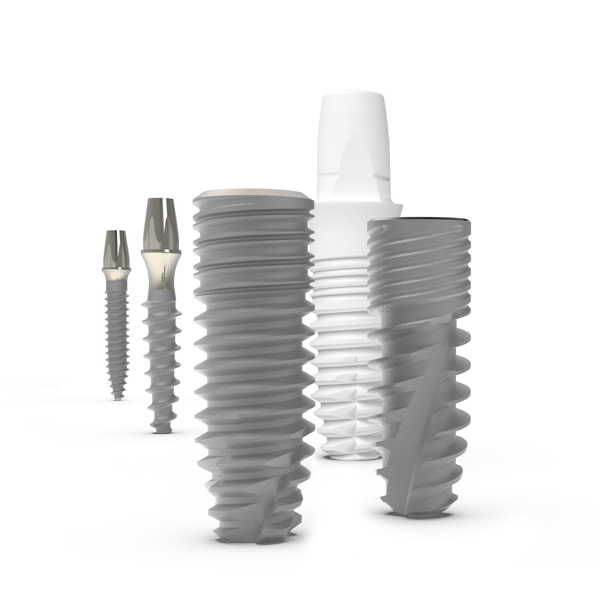 BoneTrust® Implantatsystem