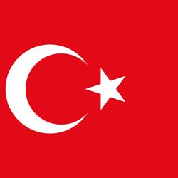 Flagge Türkei- Medical Instinct® Kontakt