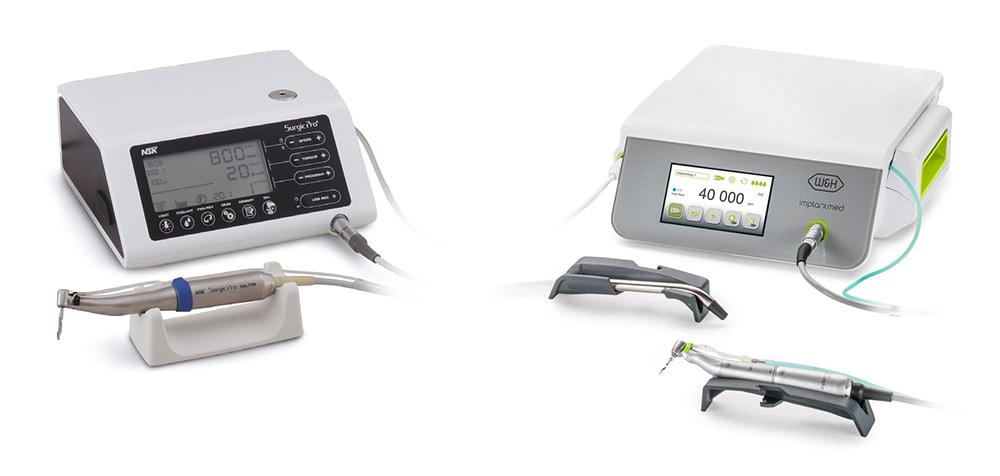 Medical Instinct® Chirurgiemaschinen und Zubehör
