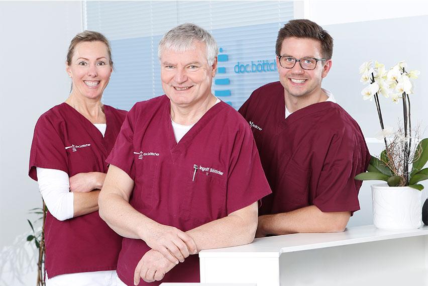 Zahnarztteam doc.böttcher