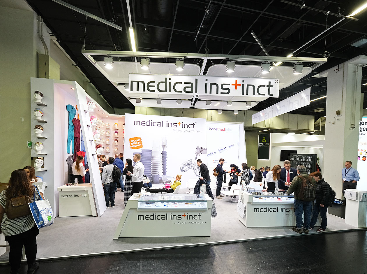 Medical Instinct® auf der IDS