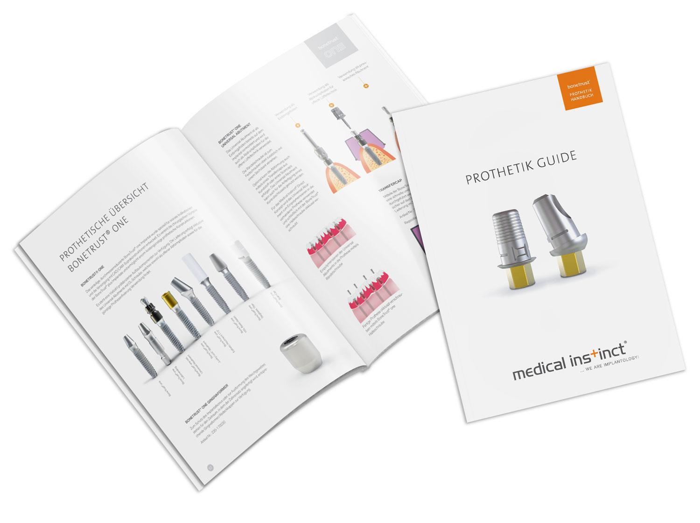 Medical Instinct® Prothetik Guide