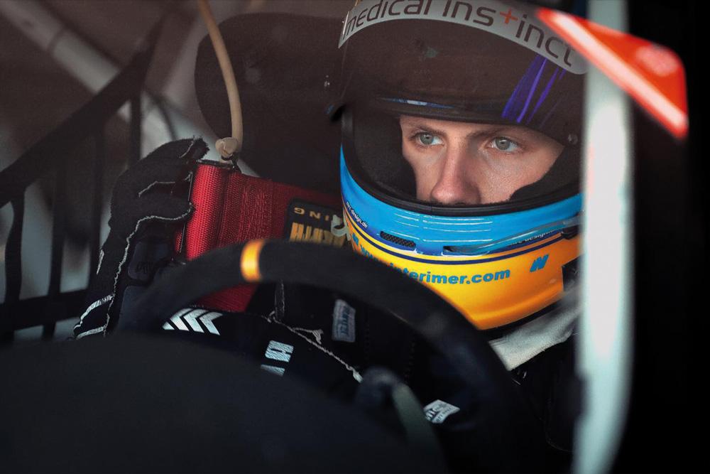 Medical Instinct® Sportförderung Nico Menzel Rennfahrer
