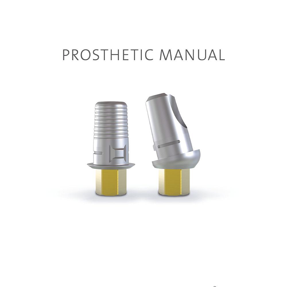 Medical Instinct® Prosthetic Manual Titelbild