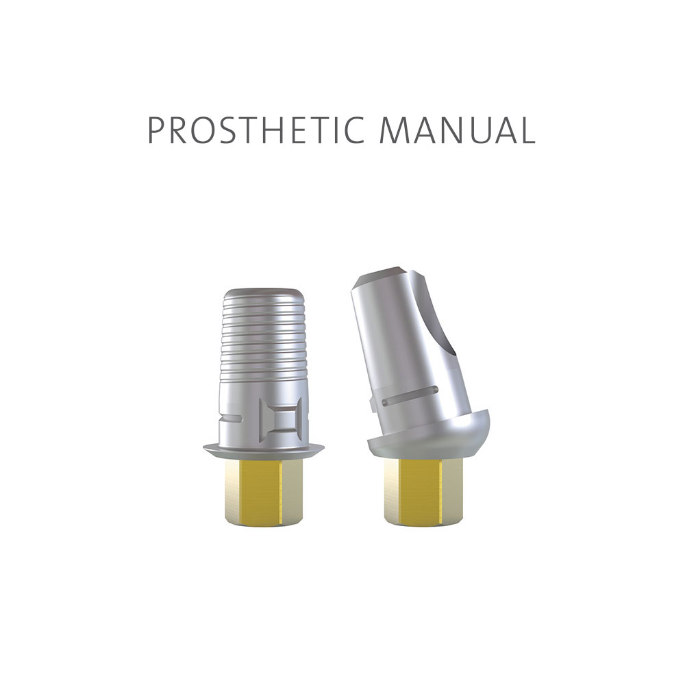 Medical Instinct® Prosthetic Manual Titelbild