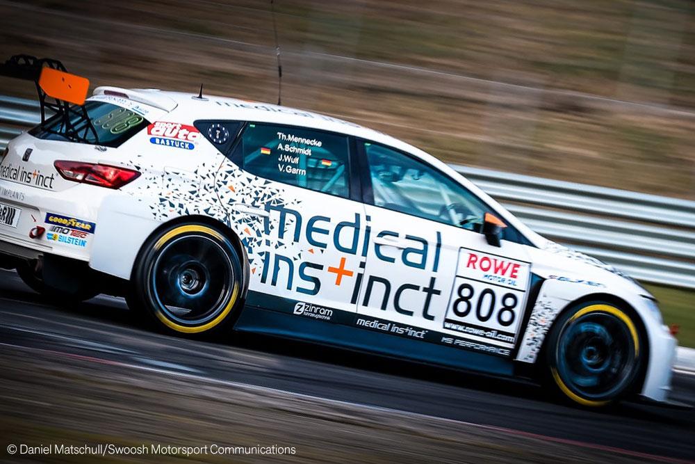Medical Instinct® Sportförderung MS Performance TCR Cupra